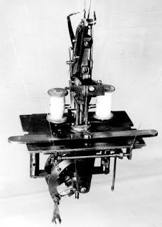 Josef Madersperger varrógépe