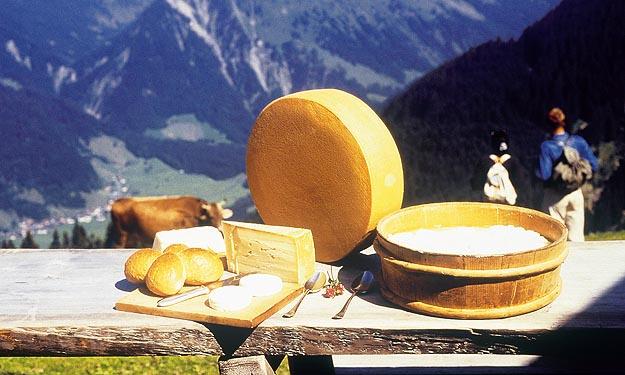 Bregenzerwaldi Sajtút