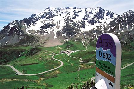 La Route des Grandes Alpes – Francia Alpok