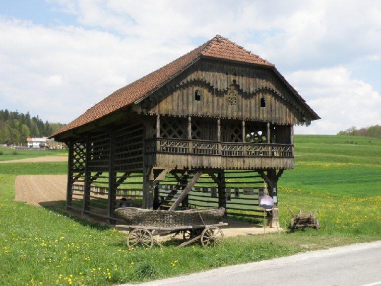 Szénaszárító múzeum