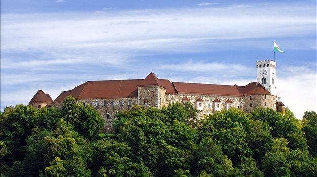 Vár, Ljubljana