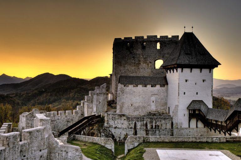 Celje leghíresebb látnivalója a vár