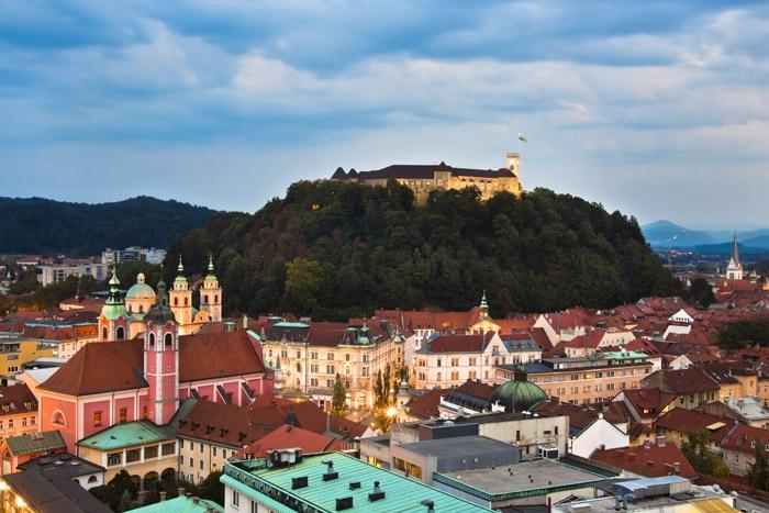 A ljubljanai vár