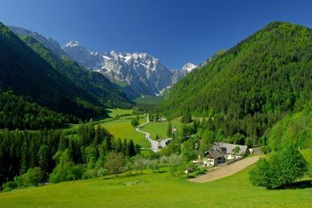 Kiemelt úti célok Szlovéniában