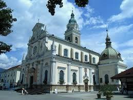 Mária segíts bazilika, Brezje