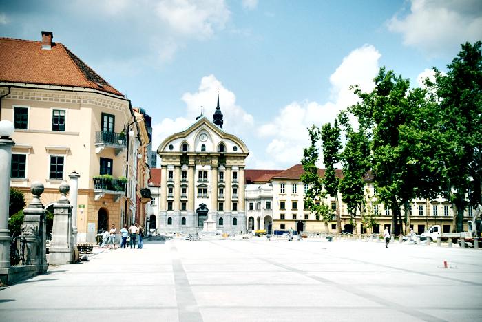 Kongresszusi tér, Ljubljana