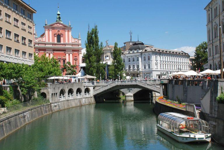 Ljubljanica folyó