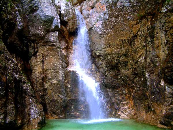 Szlovénia legszebb vízesései