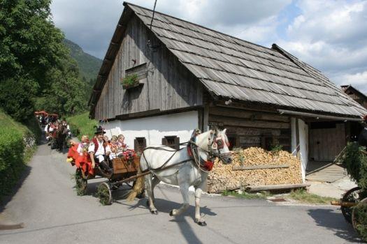 A szlovén vidék drágaköve: Bohinj