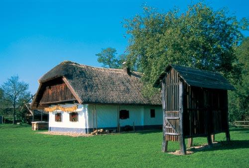 A régi paraszti építészet emlékei