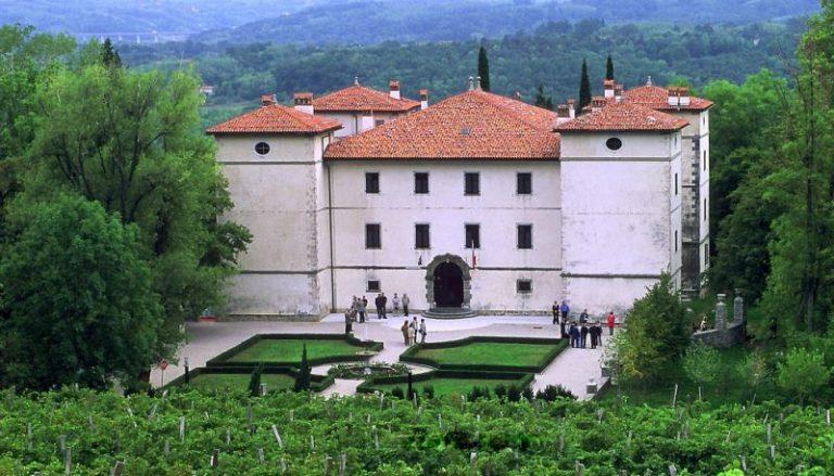 Kromberk kastély