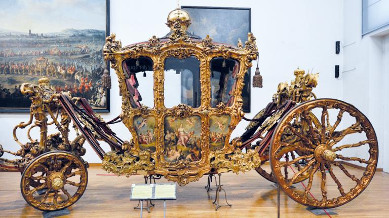 A Schönbrunni Kocsimúzeum