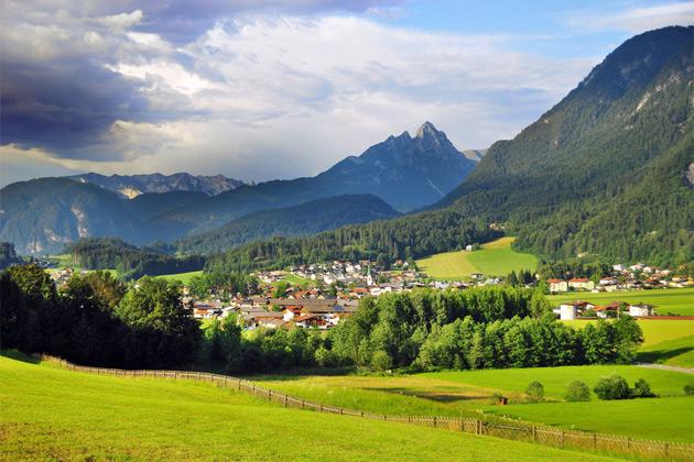Nyár a Kitzbüheli-Alpokban