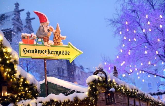 Köln híres karácsonyi vásárai