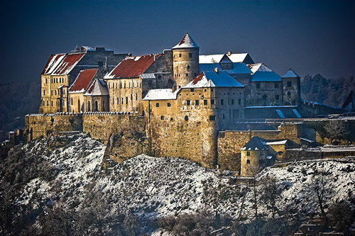 Burghauseni vár