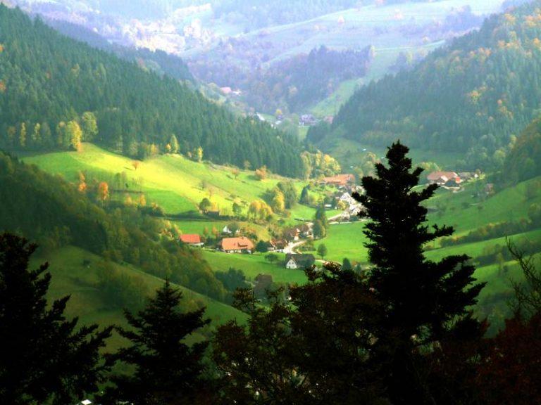 Fekete-erdő - Délnyugat-Németország ékköve