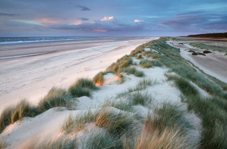 Holkham Bay - Norfolk