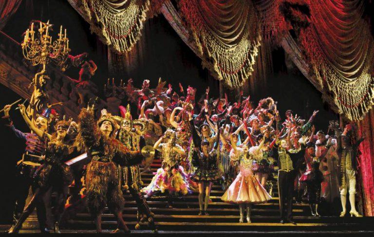 Londonban több mint 100 színház van