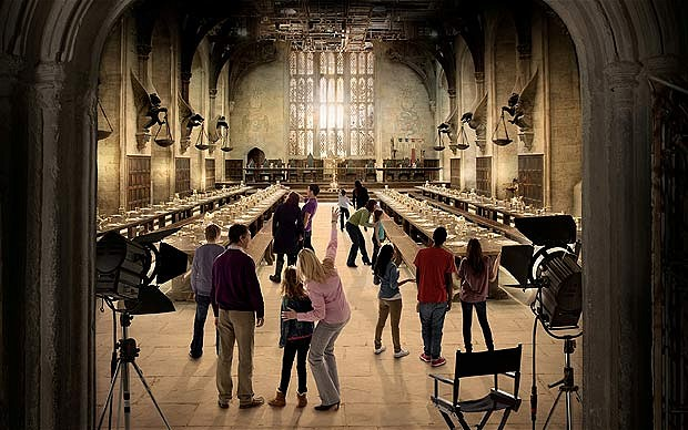 Harry Potter készítése