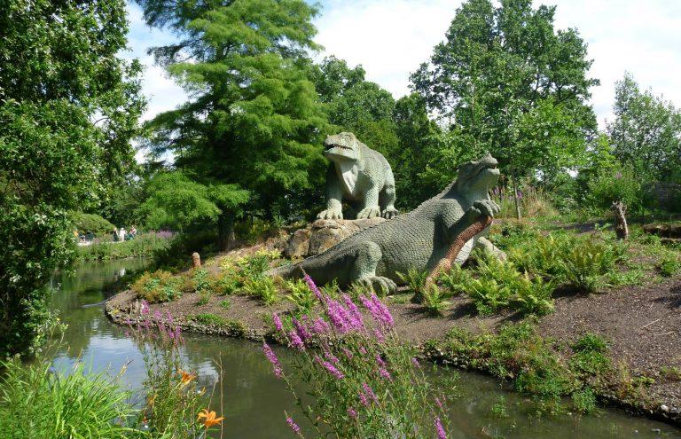 Crystal Palace Park - Lodon