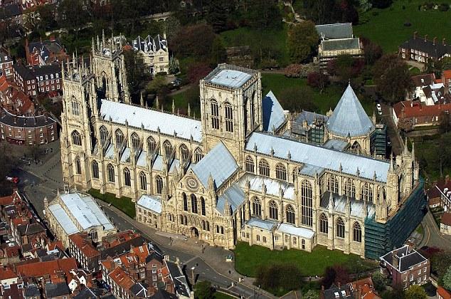 Yorki katedrális