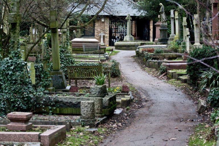Highgate temető