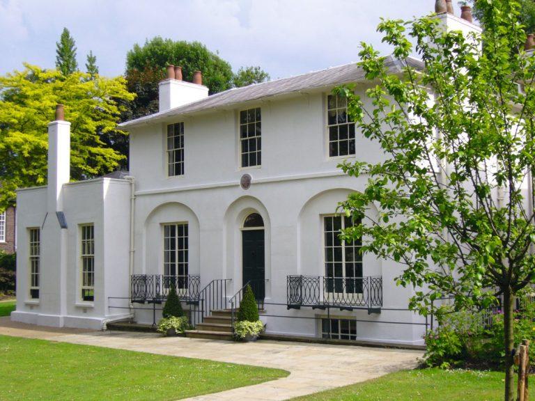 John Keats háza