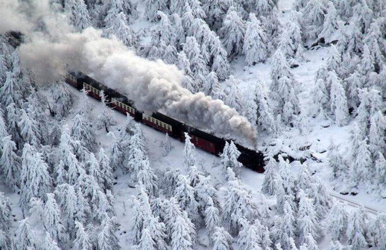 Harz-hegység - A német tündérmesék földje