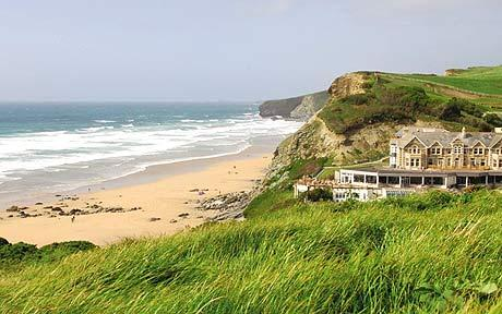 Watergate Bay - Cornwall