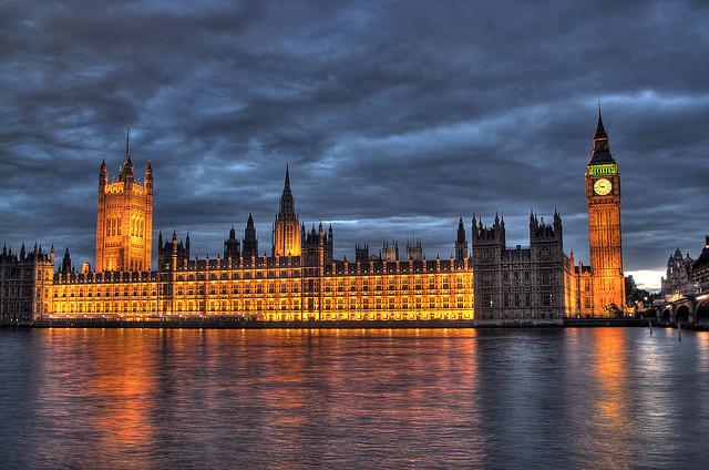 Az Egyesült Királyság parlamentje