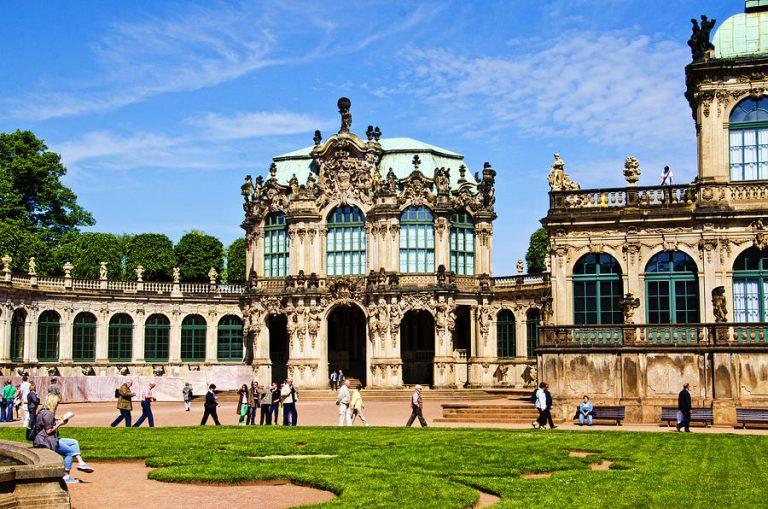 Zwinger palota