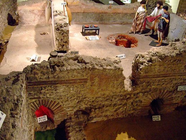 Római festett ház
