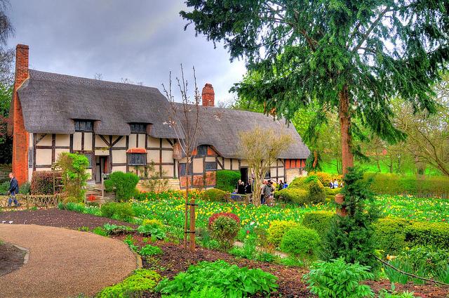 Anne Hathaway szülőháza, Stratford-upon-Avon