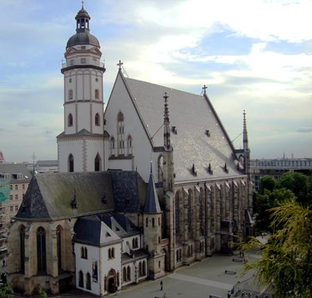 Szent Tamás templom és Bach Múzeum