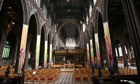Manchesteri katedrális