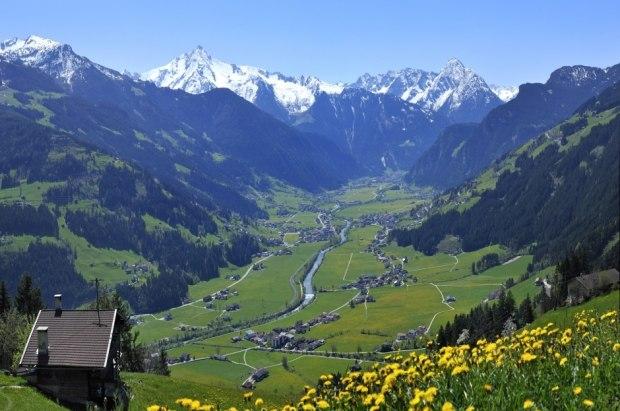 Tiroli vidékeken