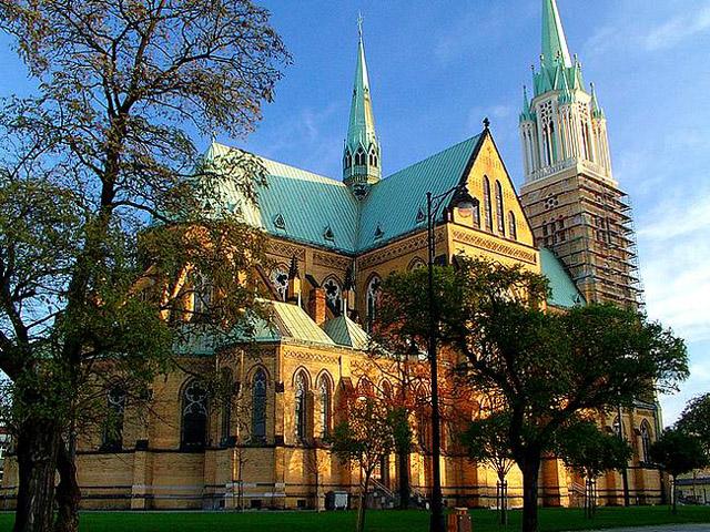 Lodzi katedrális