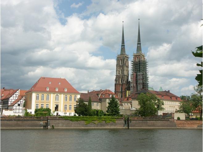 Keresztelő Szent János székesegyház, Wroclaw