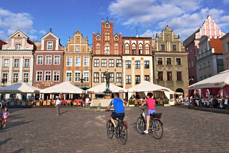 Poznan, Régi Piactér