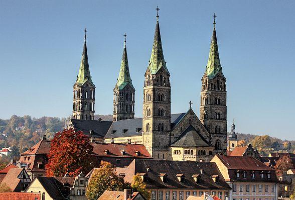 Bamberg dóm