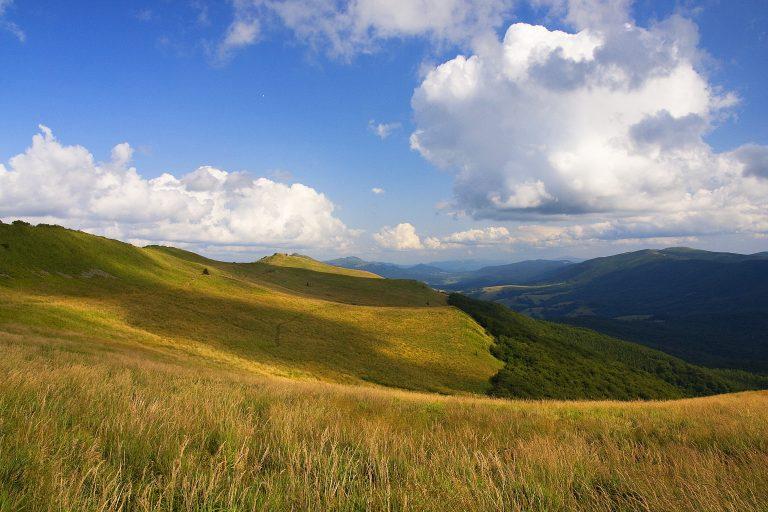 Bieszczady-hegység