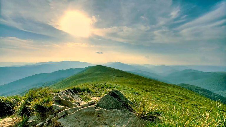 Bieszcady-hegység