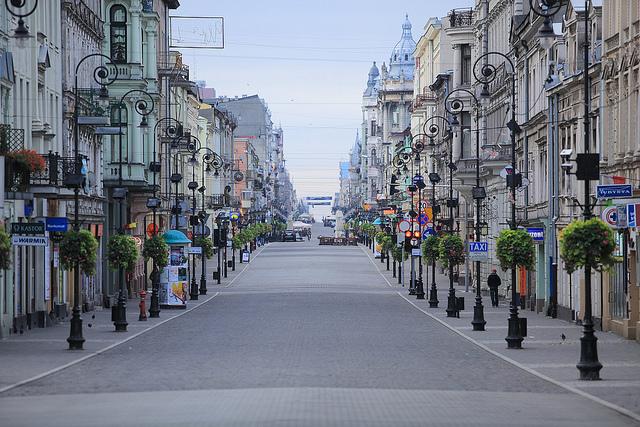 Piotrkowska utca