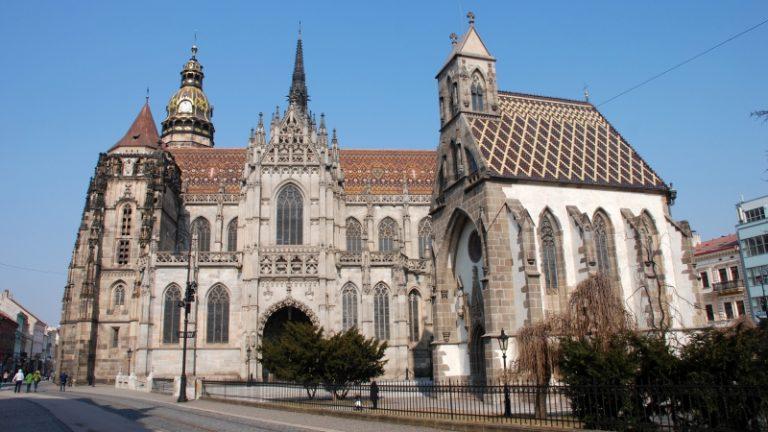 Szent Erzsébet-főszékesegyház, ismertebb nevén a kassai dóm