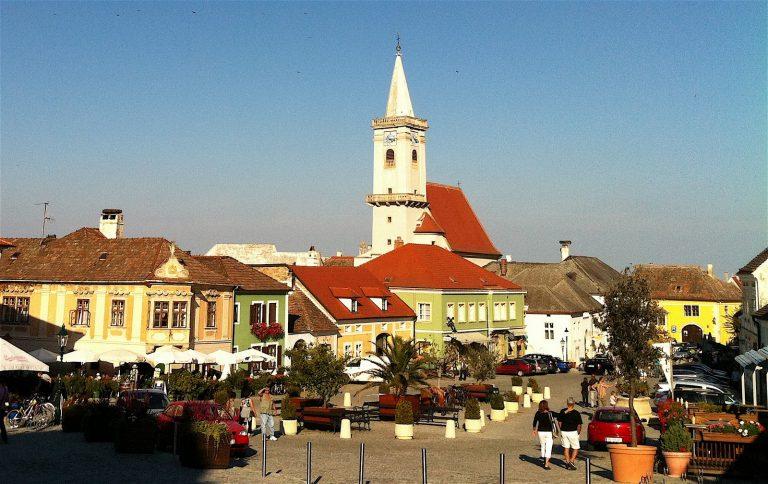 Barangolás Burgenlandban