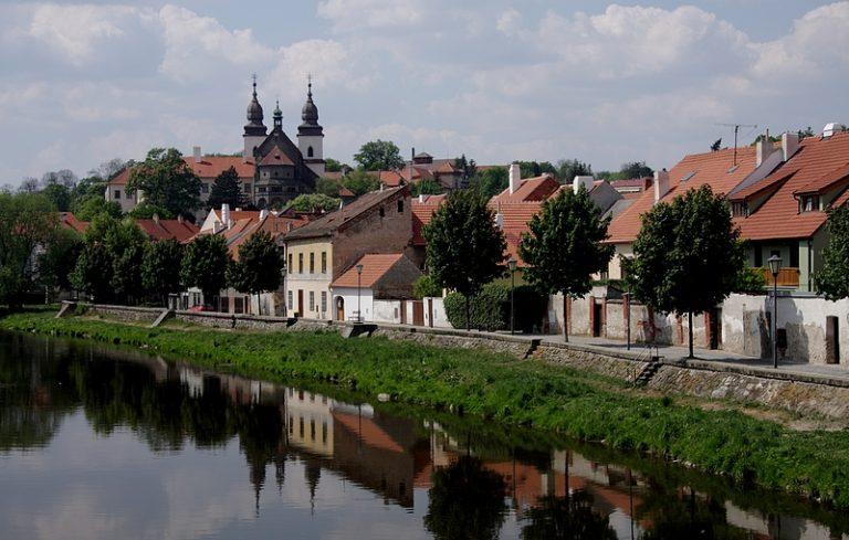 Trebic - zsidónegyed és a Szent Prokopiusz bazilika