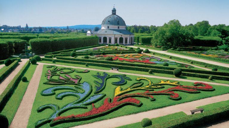 Kromeríz kastélya és kertjei