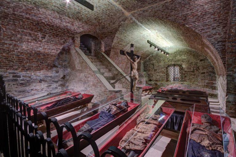 Klatovy-i katakombák