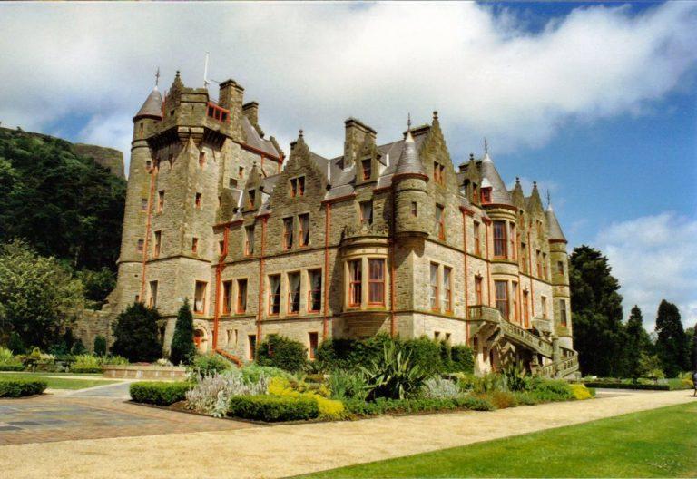 Belfasti kastély