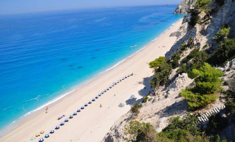 Egremni - Lefkada-sziget